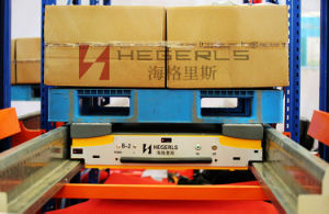 Low Temperature Working Radio Shuttle Cart pictures & photos
