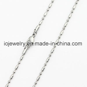 Box Chain Necklace Fashion Jewelry pictures & photos