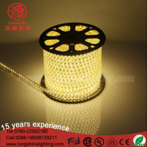 High Brightness IP 65 120LEDs/M 26-28lm Cool White LED Light Strip SMD2835 pictures & photos