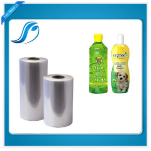 China Manufacturer Pet Heat Shrink Film for Shrink Sleeves