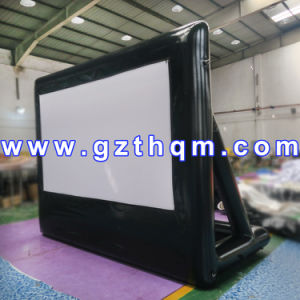 Commercial Outdoor Inflatable Screen for Big Sale pictures & photos