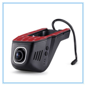 Hidden Mini WiFi Camera Auto Dashcam Video Recorder 170 Degree Car DVR pictures & photos