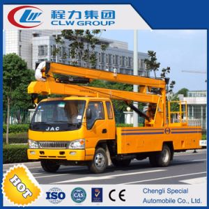 JAC 18m Aerial Working Platform Truck pictures & photos