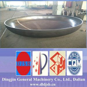 The Elliptical Head for Storage Tank End Cap pictures & photos