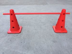 Orange PE Training Cones for Speed Agility Fitness pictures & photos