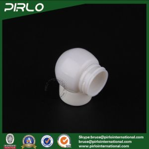 10g Opaque White Ball Shaped Cream Jars, PP Material Cosmetic Skin Care Cream Jars pictures & photos