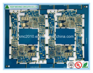 Custom Multilayer 6-Layer 10-Layer Blind Buried Board HDI PCB Board pictures & photos