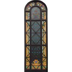 Cabinet Decoration Various Design and Color Stained Glass Craft Pattern pictures & photos