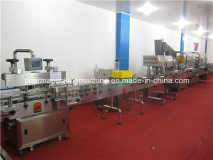 Semi-Automatic Mechanical Bottle Packing Line