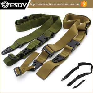 Military Tactical Combat M4 Ar15 Rifle Adjustable Sling pictures & photos