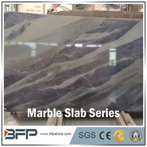 High End Royal Blue Marble Slab for Floor Tile Countertop pictures & photos