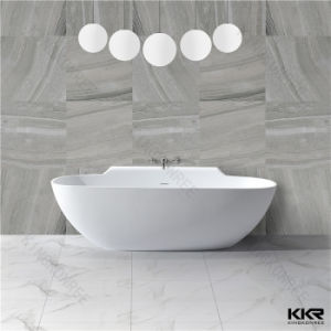 2017 Hot Solid Surface Freestanding Bathtub with Ce Approval 060705 pictures & photos