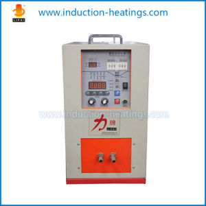 Induction Heating Machine for Bandsaw Blade Tooth Hardening pictures & photos