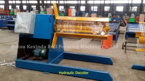 10 Tons Automatic Hydraulic Decoiler for Sale pictures & photos