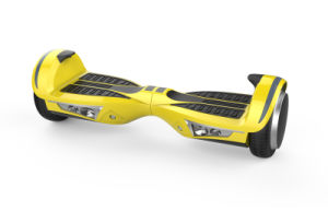 20km Per Charge Two Wheels Self Balancing Electric Scooter with Bluetooth Music Speaker