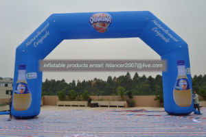 2017 New Inflatable Finish Line Arch pictures & photos