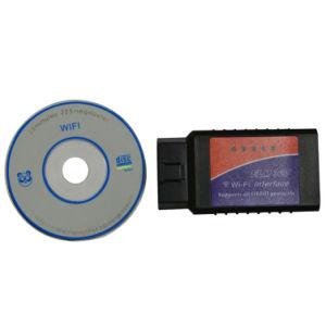 V1.5 Elm327 WiFi OBD2 Obdii Auto Diagnostic Scanner pictures & photos