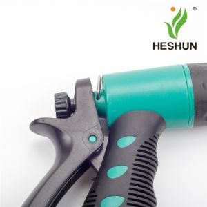 Plastic Car Washing Spray Gun High Pressure Garden Hose Nozzle pictures & photos
