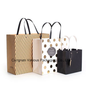 Professional Customized Paper Shopping Bag, Packaging Bag pictures & photos