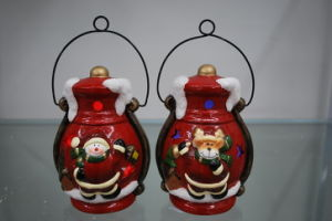 Christmas Resin Home Decoration Furniture Pot pictures & photos