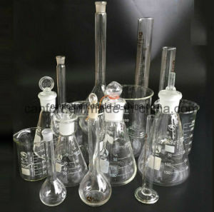 Lab Glassware Straight Adapter Tube with Good Prices pictures & photos