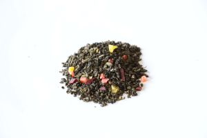 Flavour Tasty Green Tea Chinese High Quality Fruity Tea pictures & photos