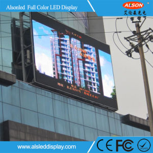 Advertising HD P16 Outdoor Full Colour LED Module Panel Screen pictures & photos