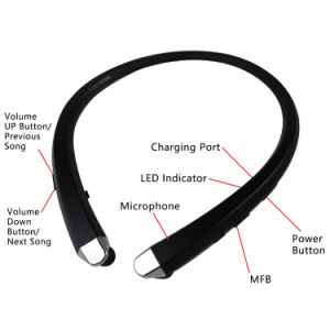 Electronics Tone Active Premium Wireless Stereo Headset - Retail Packaging pictures & photos