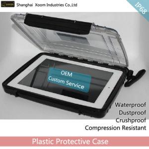 Crushproof Watertight Travel Tablet Case iPad Case PCB Board Waterproof Case