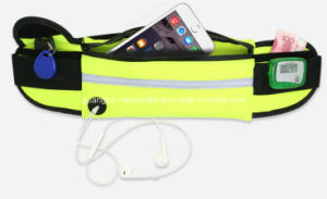 Custom Cheap Nylon Outdoor Sports Waist Belt Bag pictures & photos