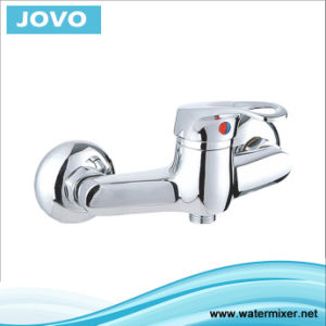 Zinc Body Single Handle Shower Mixer&Faucet Jv73604 pictures & photos