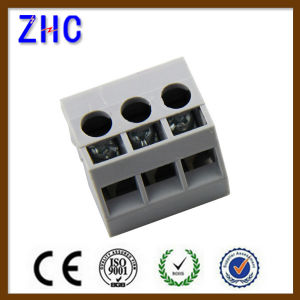 Plastic PCB Copper Contact Terminal Block for Transformer pictures & photos