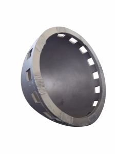 Steel Cap for Water Engineering System Sand Casting pictures & photos