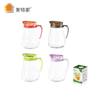 6251 Metka Household Glass Oil Pot Oil Can 650 Ml pictures & photos