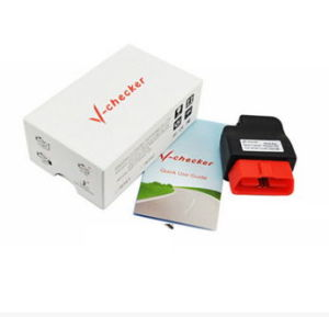 V-Checker B341/B342 Mini Trip Computer Scanner for Obdii Cars Via Bluetooth pictures & photos