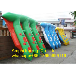 Inflatable Flying Fish Water Games Toys, Inflatable Flying Fish Tube Towable pictures & photos