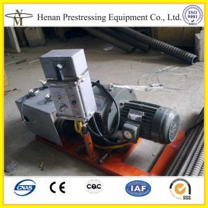 40 Meters PC Strand Pusher Post-Tensioning Machine for 12.7mm Cable pictures & photos
