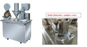 Bjc Capsule Filling Machine for Hard Capsule/Powder Filing pictures & photos
