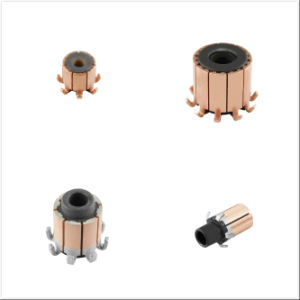 24 Hooks Series Commutator for Micro Motor Parts pictures & photos