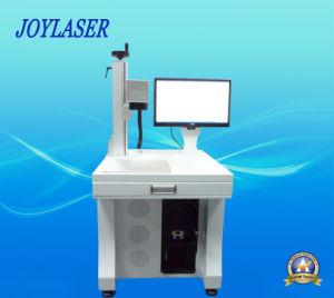 China Hot Sale Raycus Fiber Laser Metal Marking Machine pictures & photos