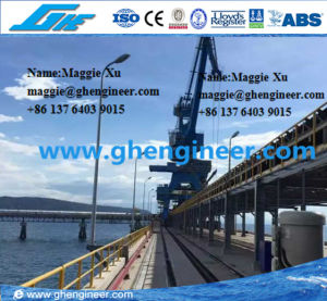 Jetty Quayside Shipyard Port Container Portal Crane pictures & photos