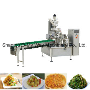 Premade Pouch Food Pickled Vegetable Packaging Machine pictures & photos