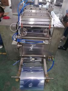 Plastic Box Shape Forming Machine for Small Cardboard Blsiter Packing pictures & photos