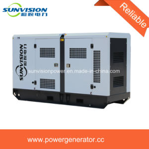 Super Silent Generator Set 100kVA with Cummins Engine pictures & photos