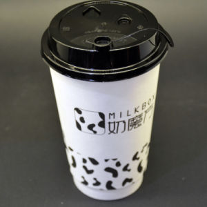 Disposable Drinking Coffee Paper Cup with Lid pictures & photos