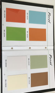 6h Hardness PMMA Sheet with UV Surface pictures & photos