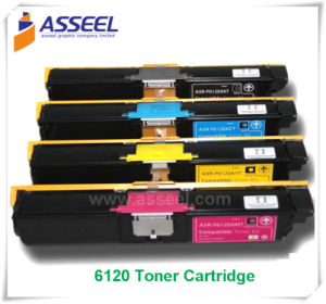 6120 Color Compatible Toner Cartridge for Xerox 6120 pictures & photos