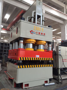 Hydraulic Press with Four Pillar for Door Embossing pictures & photos
