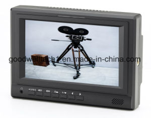 7 Inch LCD PRO-Photography 1024x600 HD YPbPr Monitor pictures & photos