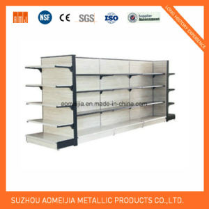 Gondola Supermarket Shelf with Ce Certificates pictures & photos